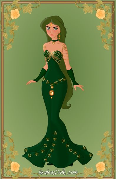 Seven Deadly Sins { Envy } by kawaiibrit.deviantart.com on @DeviantArt:
