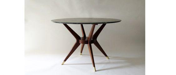 Tavoli - Tavoli - tavolo 1946 | modernariato | Pinterest | Vintage ...