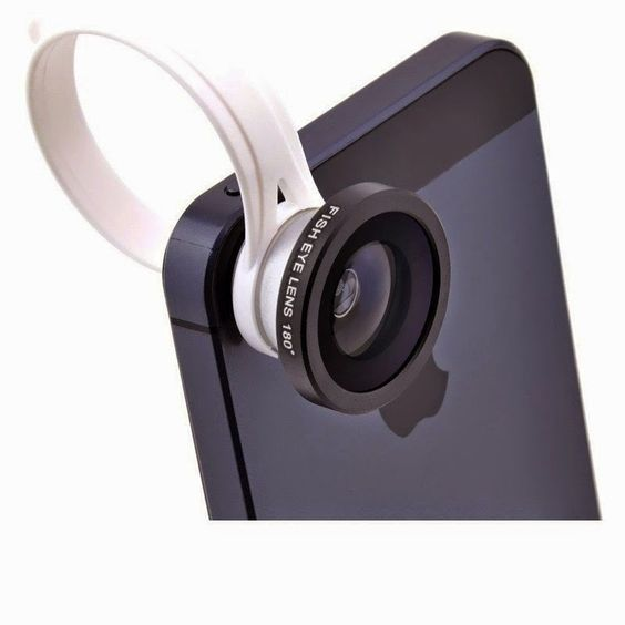 Attachable Camera Lenses for Android and iPhone - If you're a photography enthusiast who enjoys taking photos with your phone, it's likely you already have the latest handset, apps and editing tools. Enhance your equipment further with additional lenses for your device.