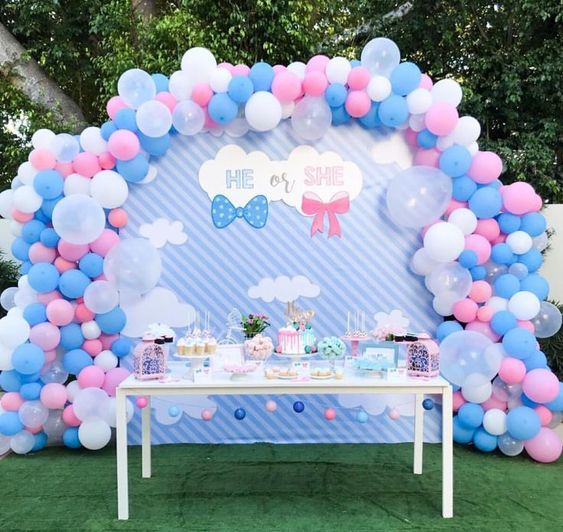 Gender Reveal Party Gender reveal party