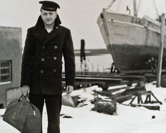 u.s. navy pea coat | Heritage | Pinterest | Men and women Style