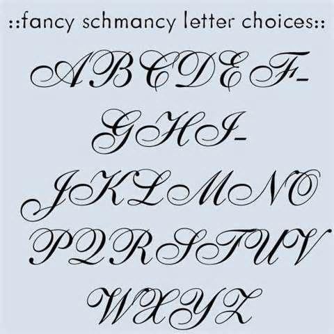 Fonts Fancy Script Dominic Vasquez   Graffiti Alphabet Letters   FONTS ... Typography Fonts Alphabet