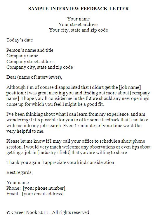 30 Best You Didn T Get the Job Letter Pics WBXO