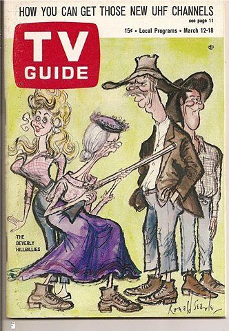 TV Guide was a necessity