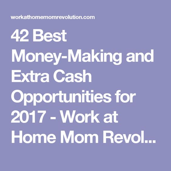 Money making home projects