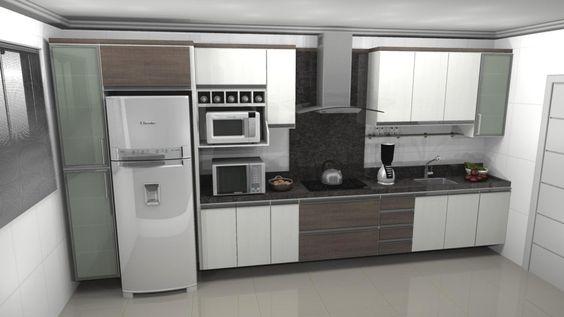 cozinha planejada - Pesquisa Google