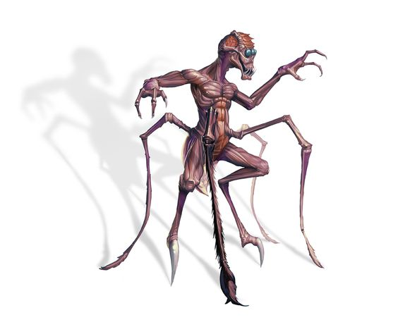 Arachno Sapien by MichaelJaecks