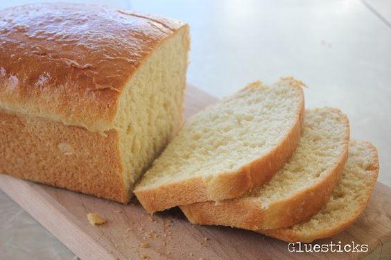 Amish white bread-totally terrific tuesday