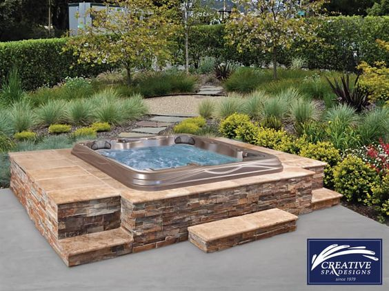 Spring Is In The Air And Your Luxury Hot Tub Is Waiting For You