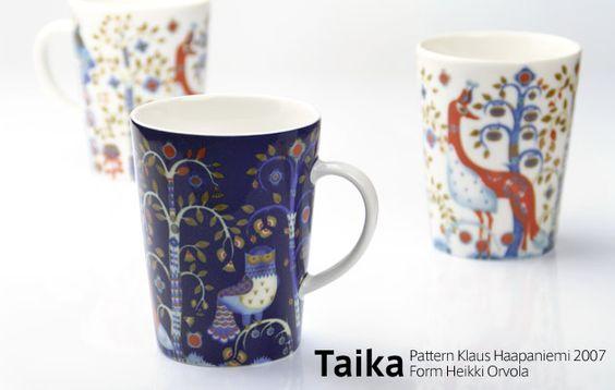 iittala (イッタラ) / Taika (タイカ) マグ400ml