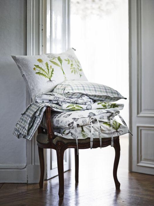 sissela dekbedovertrek | #ikea #textiel #slaapkamer, Deco ideeën