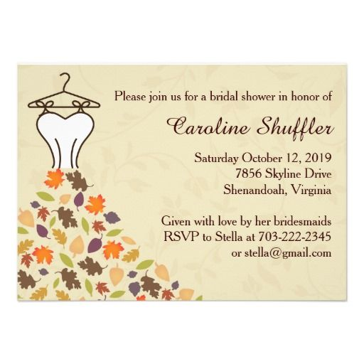 1000 images about Autumn Wedding Invitations auf Pinterest