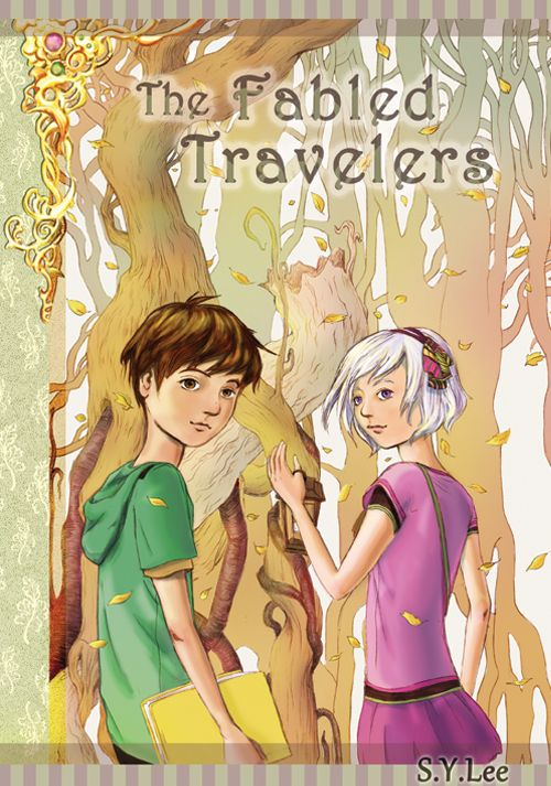Iphone android ipad web - Comics Cover Page The Fabled Travelers Comics