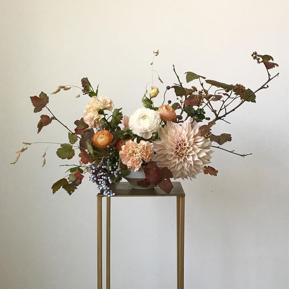K'Mich Weddings - wedding planning - floral designs - STEMS Floral Designs