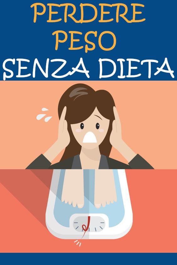 dieta facile perdere peso velocemente