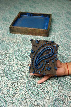 Hand Block Prints: