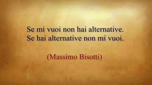 Frasi. alternative