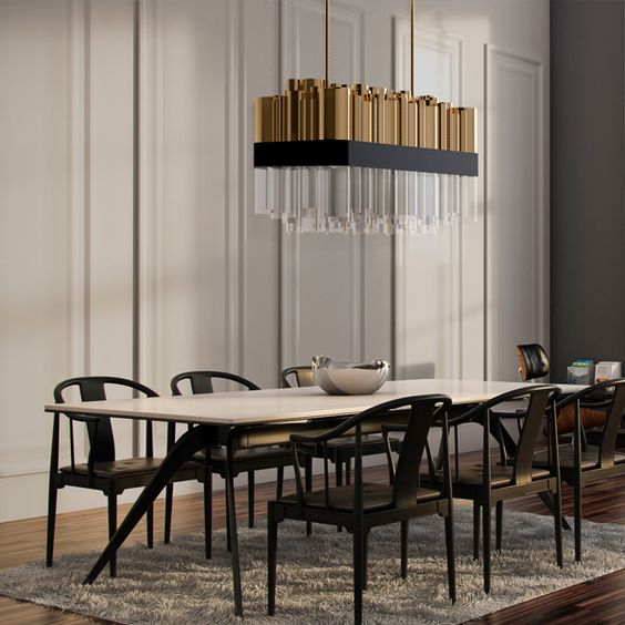 Granville Suspension Lamp: