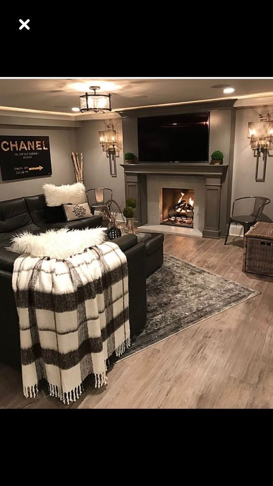 54 Grey Home Decor To Update Your Home Home New Homes House Styles