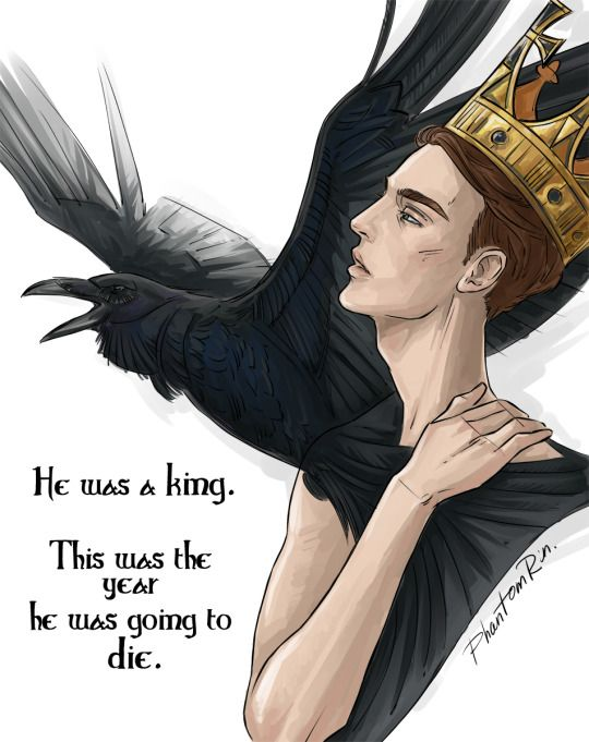 Image result for the raven king