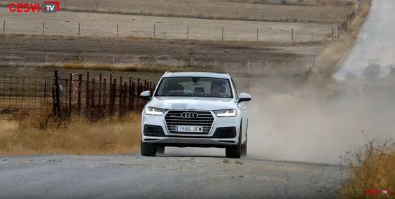 En #CESVIMAP  te presentamos los numerosos e innovadores sistemas de asistencia al conductor que el nuevo #Audi #Q7 incorpora.