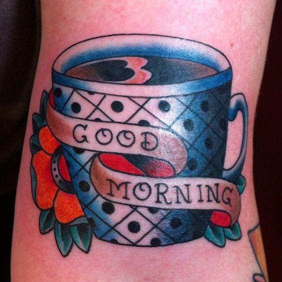 Sleep mugs and coffee on pinterest for Charleston tattoo artists