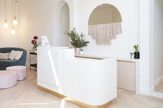 The Centerpiece - This Is The Most Beautiful Waiting Room We've Ever Seen - Photos