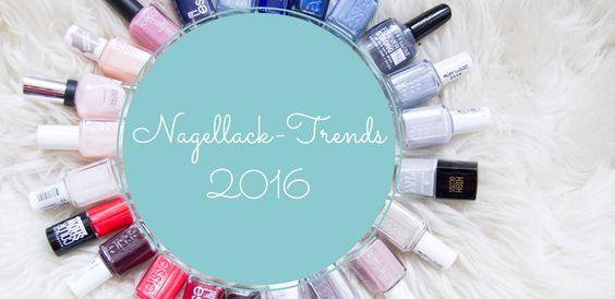 Nagellack Trendfarben, #nailpolish #trend #colours #2016 #new #nagellack #farben #essie #sallyhanson www.amigaprincess.com