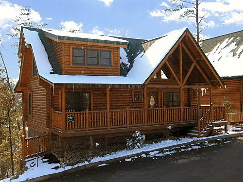 Luxury Log Cabins Sleep And Vacation Rentals On Pinterest