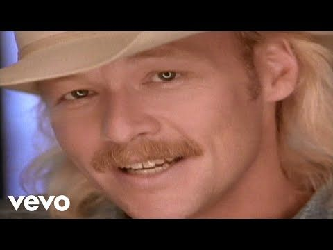 Alan Jackson Livin On Love Official Music Video Youtube