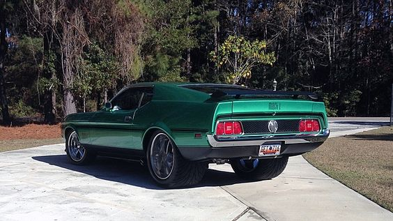 1971 Ford Mustang Mach 1 presented as lot S32 at Kissimmee, FL 2015 - image3