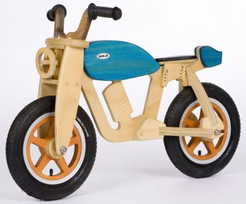 Jambolli Wooden Motorbike Balance Bike Pedal Car Pinterest