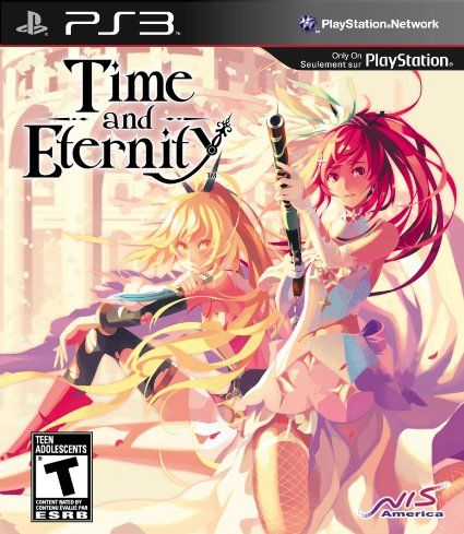 10. Amazon.com: Time and Eternity - Playstation 3: Video Games