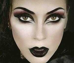 Image Maquillage Sorcière