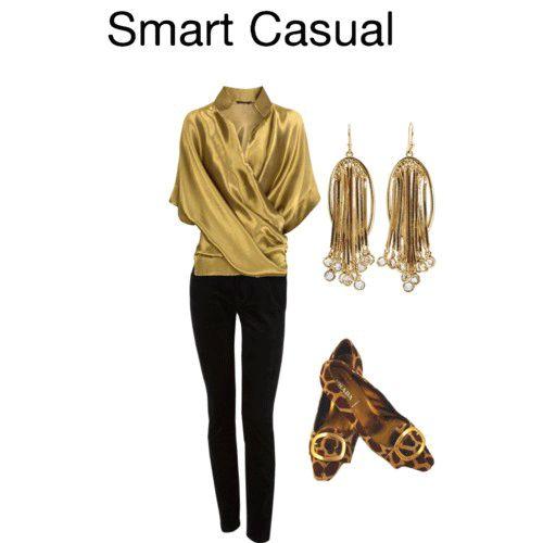 Smart Casual Dress Code  Smart-Casual.gif  Da 9 to 5 womEN ...