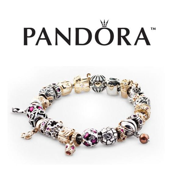Beauty By Krystal: Pandora Jewelry