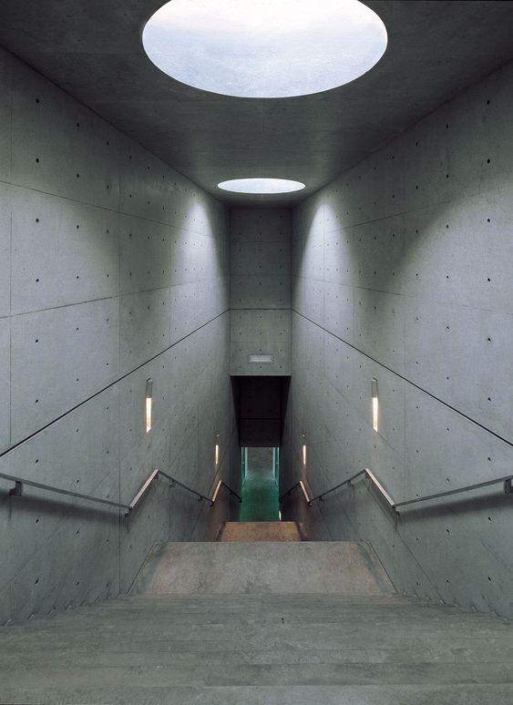 Tadao Ando and Italien on Pinterest