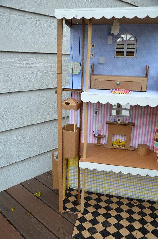 Diy barbie elevator dollhouse pinterest barbie house for Diy home elevators