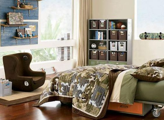 teenageboys+bedroom+ideas | Bedroom ideas for teenage boys kids bedroom decorating ideas