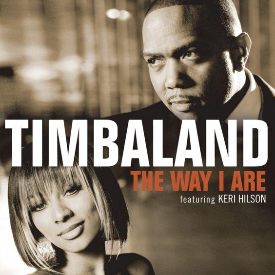 Timbaland, D.O.E. & Keri Hilson – The Way I Are (single cover art)
