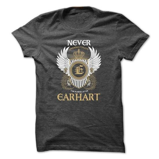 EARHART Never Underestimate - #denim shirt #family shirt. EARHART Never Underestimate, basic tee,sweatshirt style. HURRY =>...