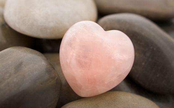 Heart Precious stone <3
