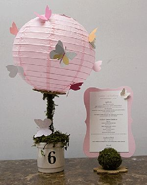 lamparas de papel personzalizadas decoracion fiestas infantiles