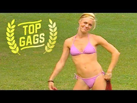 bikini clip lustige video