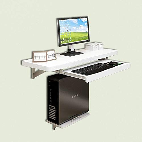 Jie Lazy Table Folding Table Wall Mounted Home Computer Desk Desk
