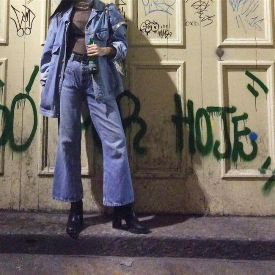 Urban teen's aesthetics for 2019