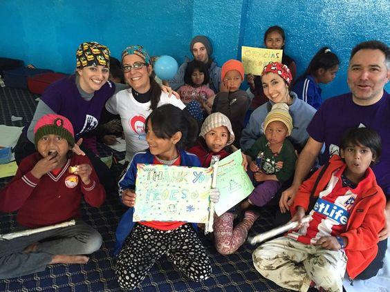 Navidades Solidarias para Nepal #HappySiphal #solidaridad