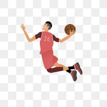 International Basketball Day Kicks Player Material Player Dunk Cartoon Character Png Transparent Clipart Image And Psd File For Free Download Basketball Players Players Basketball Clipart