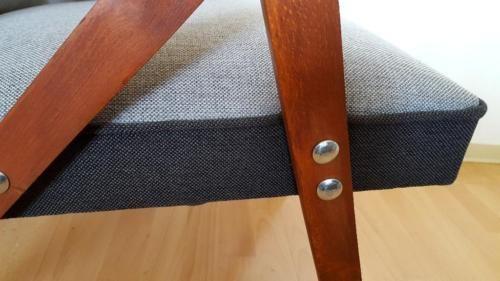 Vintage Sessel 60er Retro Armlehnsessel NEW DESIGN Easy Chair in