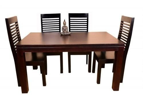 Wesley Dalla 6 Seater Dining Table Set 6 Seater Dining Table